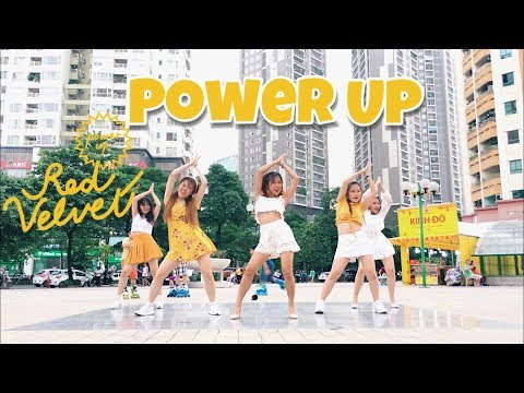 Download [KPOP IN PUBLIC CHALLENGE] Red Velvet (레드벨벳) - Power Up (파워 업) DANCE COVER by C.A.C from Vietnam free