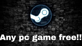 DOWNLOAD ANY PC GAME FOR FREE MUST WATCH!!!