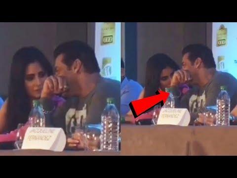 Xxx Mp4 Katrina Kaif Kisses Salman Khan S HAND In Public Dabangg Tour 2018 3gp Sex
