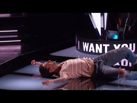 Xxx Mp4 Top 10 Performance That Made Coaches Fall Off Chairs In The Voice Audition 2018 3gp Sex