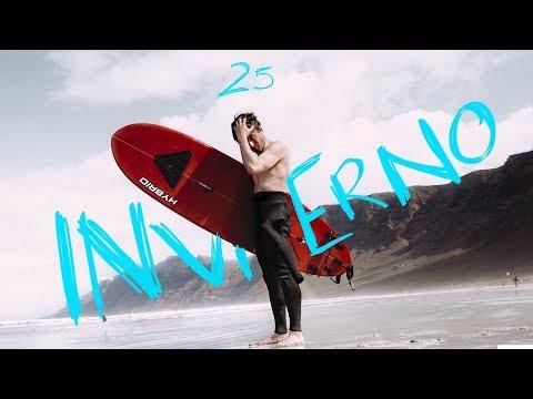 SURF ENTRE TORMENTAS Y MIS NUEVOS TATUAJES