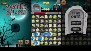Zombie Splash Preview HD 720p