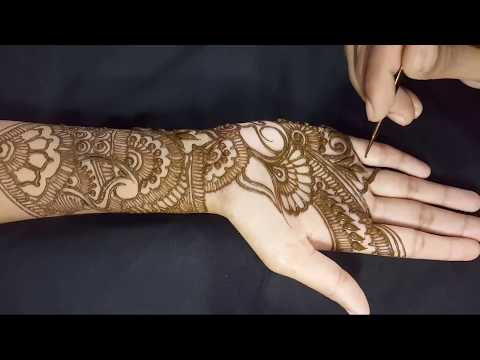 Xxx Mp4 Traditional Full Hand Bridal Henna Design ★ Mehndi Design Step By Step Tutorial 5 3gp Sex