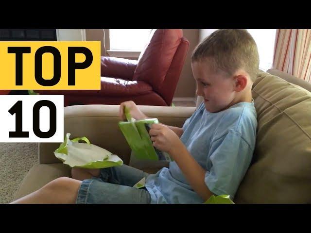 Best Gift Reactions || JukinVideo Top Ten