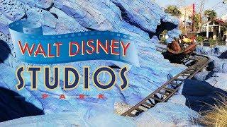 Walt Disney Studios | Disneyland Paris Vlog February 2019