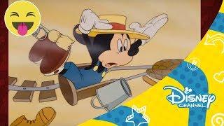 Disney Channel España | Échate a Reír - El pequeño remolino