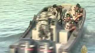 مناورات إيرانية تتضمن تجارب صاروخية