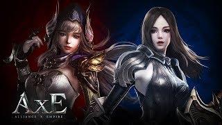 ทดลองเล่น AxE: Alliance vs Empire ก่อนเข้าไทย