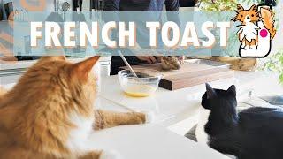 French Toast (Roti Panggang Perancis)