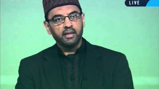 Urdu Nazm - Jamal-o-Husn-e-Quran Noor-e-Jan-e-Har Musalman Hay - Islam Ahmadiyya