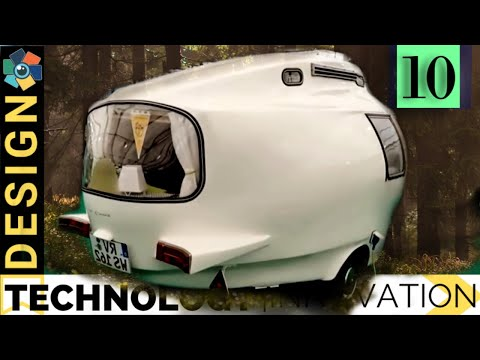 10 VINTAGE CAMPERS THAT WERE AHEAD OF THEIR TIME