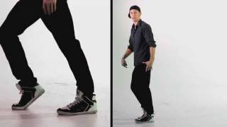 how to dance like michael jackson  hiphop howto