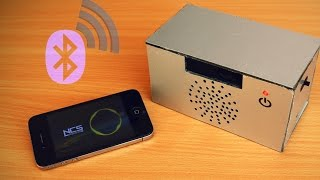 How to Make a Bluetooth Speaker at Home