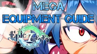 Epic Seven - GIGA TIPS For New players 2019 Edition [Guide