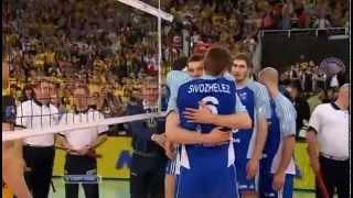 2012.03.18 CEV Champions League Final - Zenit Kazan vs PGE Skra Belchatow (3-2)