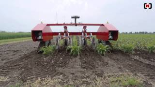 Robotti - an automated agricultural platform