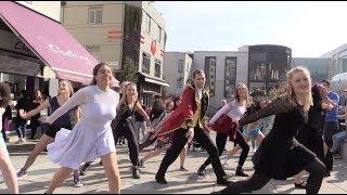 The Greatest Showman Proposal Flash Mob Dance UK