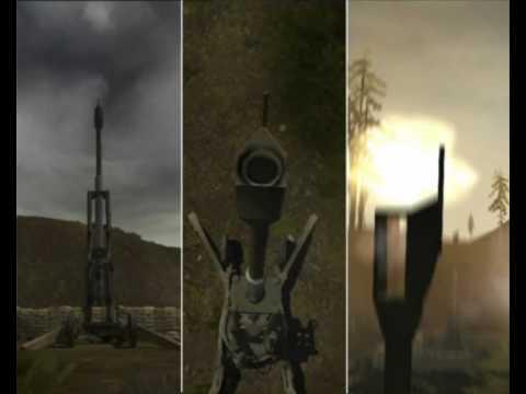 Battlefield 2 przeróbka intro polish
