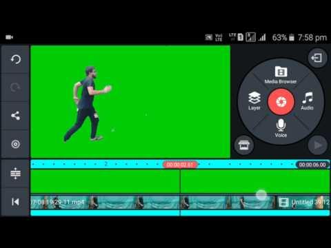 Xxx Mp4 How To Convert Videos Background In Green Screen On Android Using Kinemaster Full Tutorial 3gp Sex