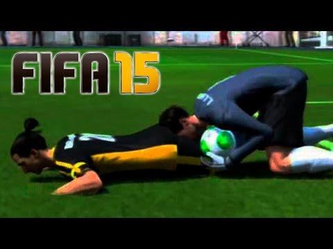 FIFA 15 CHISTOSO PARA MORIRSE DE LA RISA FUTBOL GRACIOSO