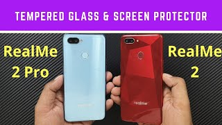 Realme 2 & 2 Pro - Best Tempered Glass & Screen Protector !!!