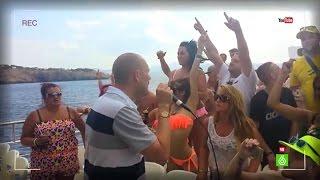 'Party Boats', el nuevo reclamo turístico que amenaza Formentera - Equipo de Investigación
