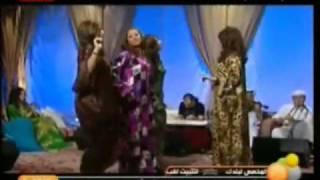 ساجدة عبيد - ردح - البنية الحبابة ترقص رقص الخشابة