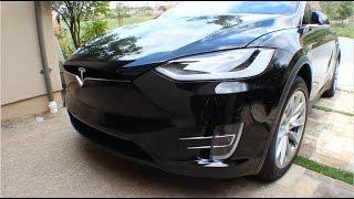 Tesla Model X Build Quality