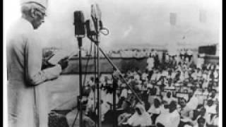 Qauid-e-Azam Mohammed Ali Jinnah Golden Words !! Pakistan Zindabad 14 august 1947