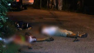 3 suspected drug pusher naka-enkwentro ng mga pulis sa buy bust operation sa QC