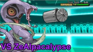 Pokemon X and Y WiFi Battle VS ZeAlpacalypse - GET HYPE