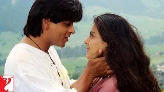 Song Promo | Tujhe Dekha Toh | Dilwale Dulhania Le Jayenge | Shah Rukh Khan | Kajol