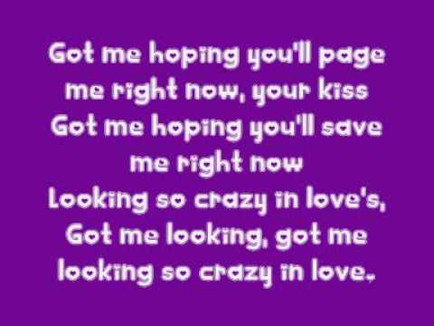 Crazy In Love - Beyonce Knowles