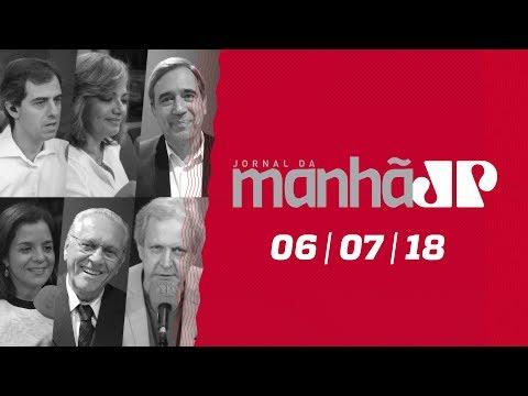 Jornal Da Manhã  - 06/07/2018