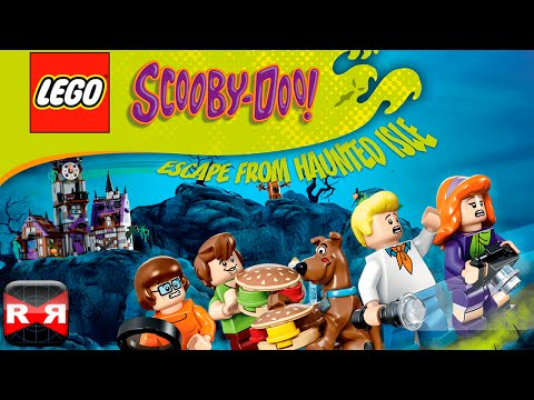 LEGO Scooby Doo Escape from Haunted Isle By LEGO Systems iOS Android Gameplay Video