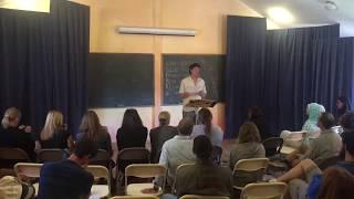 SUMMER SEMINAR 2017 | WALDORF HOMESCHOOL CONFERENCE | SCOTT OLMSTEAD