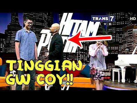 DEDDY Minder Dibully ANAK SMP - Hitam Putih 25 Juli 2017