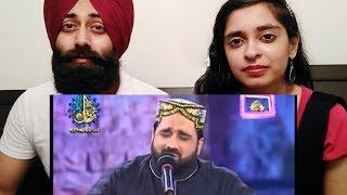 Indian Reaction on Maa Ki Shaan Qari Shahid Mehmood   PunjabiReel TV