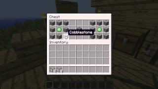 Minecraft: Move Blocks Mod - Easiest Minecraft Elevator!