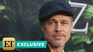 EXCLUSIVE: Brad Pitt Gets Visit From All 6 Jolie-Pitt Kids at Home