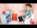Diy Doll Potty How To Make American Girl Doll Toilet
