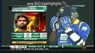 Sri Lanka v Pakistan 4th ODI 16th June 2012 - Full Match Highlights
