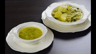 Shorba طرز تهیه شوربای آذری اصل، وگان، سالم، خوشمزه و سالم