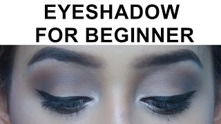 Eyeshadow Tutorial for Beginners Indonesia + Lorac Pro Palette GIVEAWAY | Nadya Aqilla