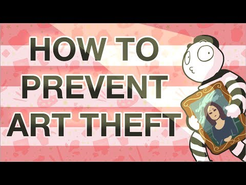 How to Prevent Art Theft