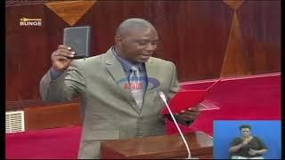 Tazama jinsi Mbunge wa Serengeti, Marwa Ryoba Chacha alipokula kiapo