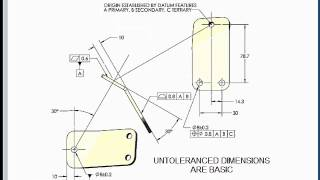 GD&T Tip -  Compound Angles 101