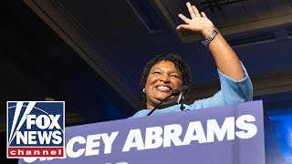 Abrams says she can