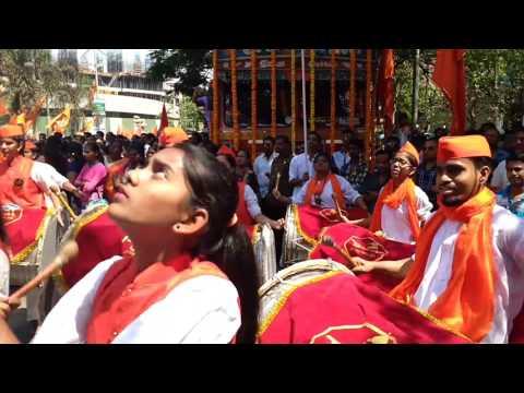 Chava dhol thasha pathak thane(1)