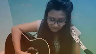 Ahare jibon cover by Abanti Sithi।। Doob film song.....